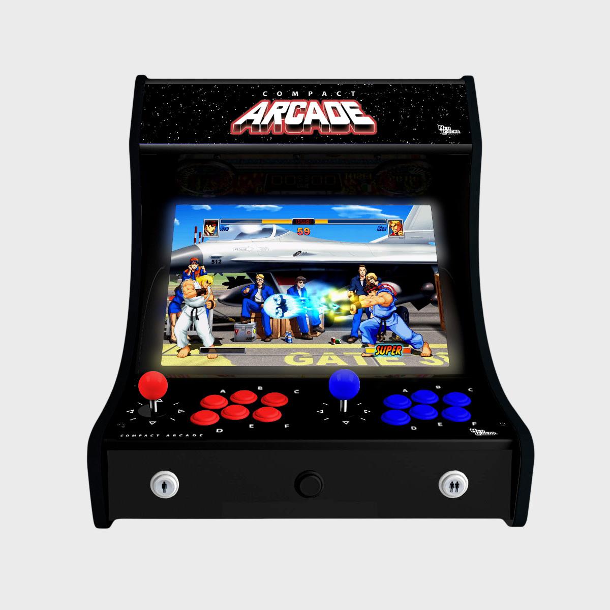 borne arcade 680 jeux