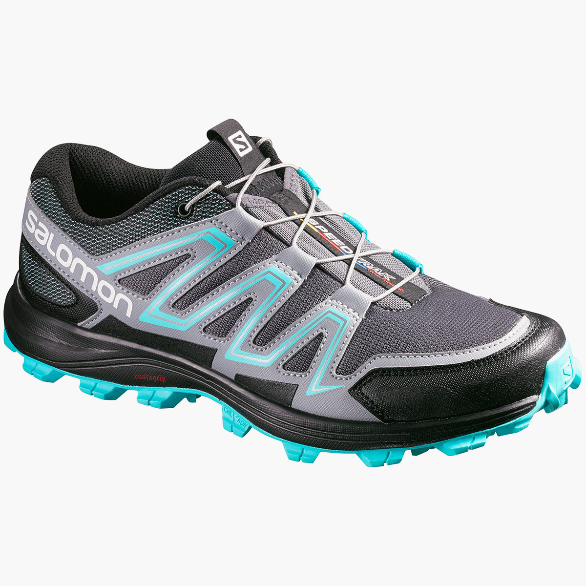Qsport Salomon Chaussure Trail Speedtrack