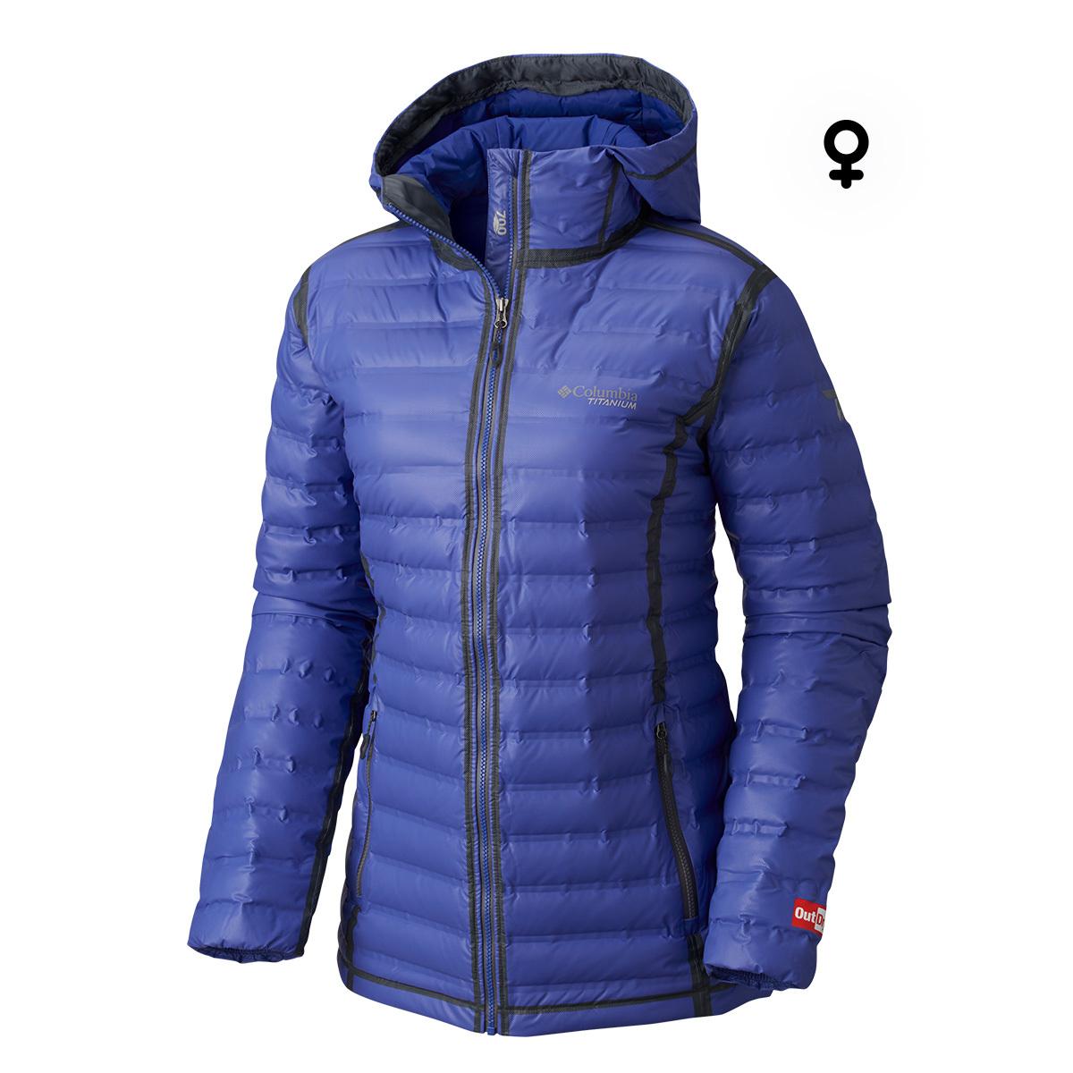 Qsport COLUMBIA Outdry Extreme Down jacket