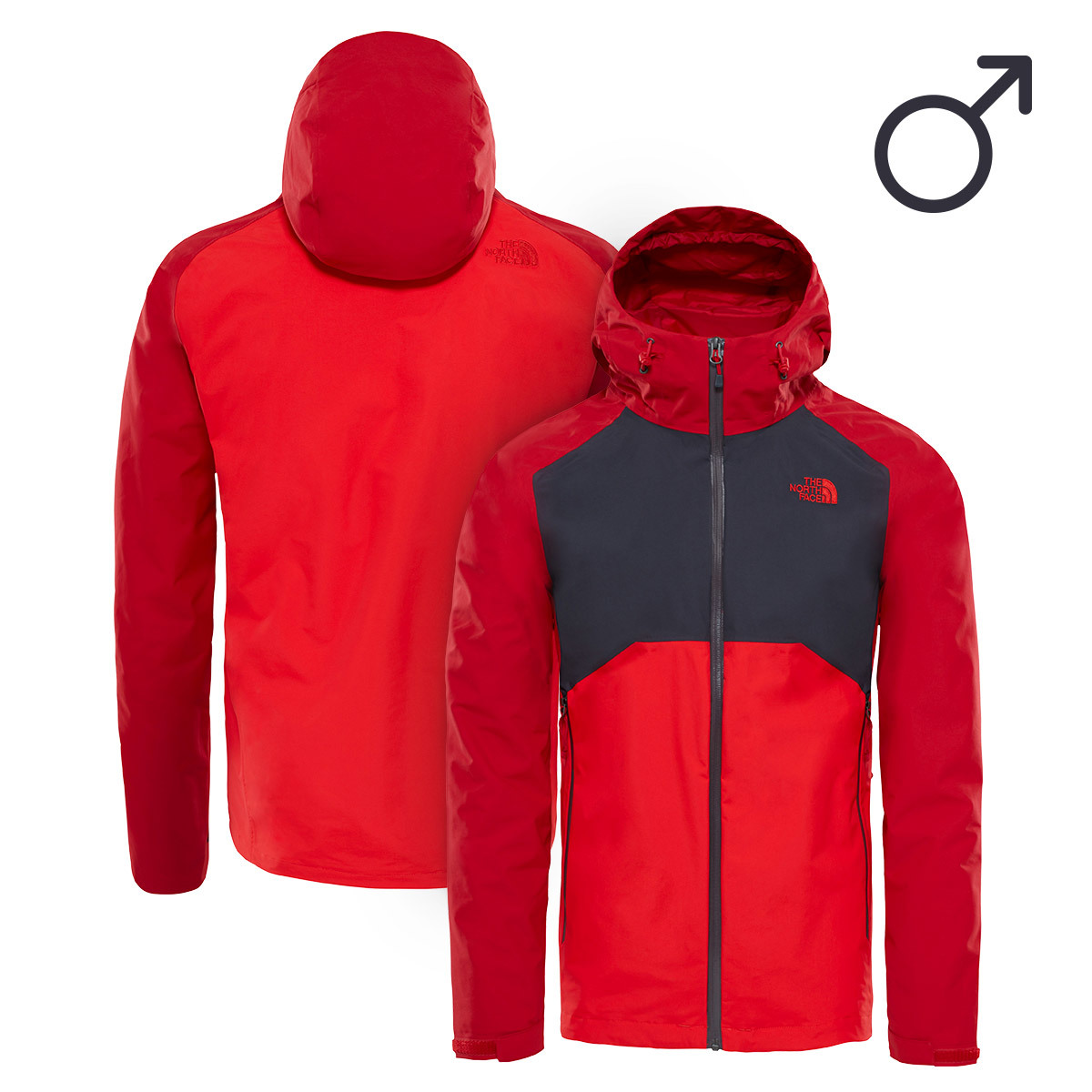 Pluie Face North The Stratos Qsport Veste De hdsQtr