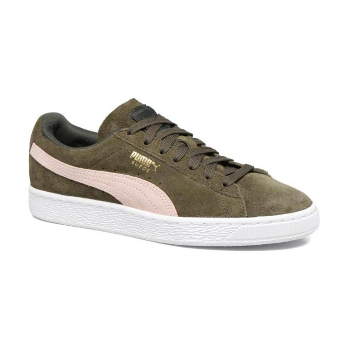 vente chaude en ligne 0783f 7be0f Qsport - PUMA Chaussures Suede Classic