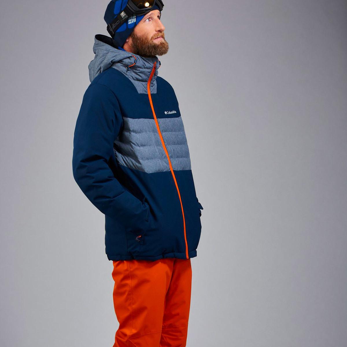 Ou Columbia Veste Horizon Pantalon Qsport De Ski White Salcantay pq0dPwx