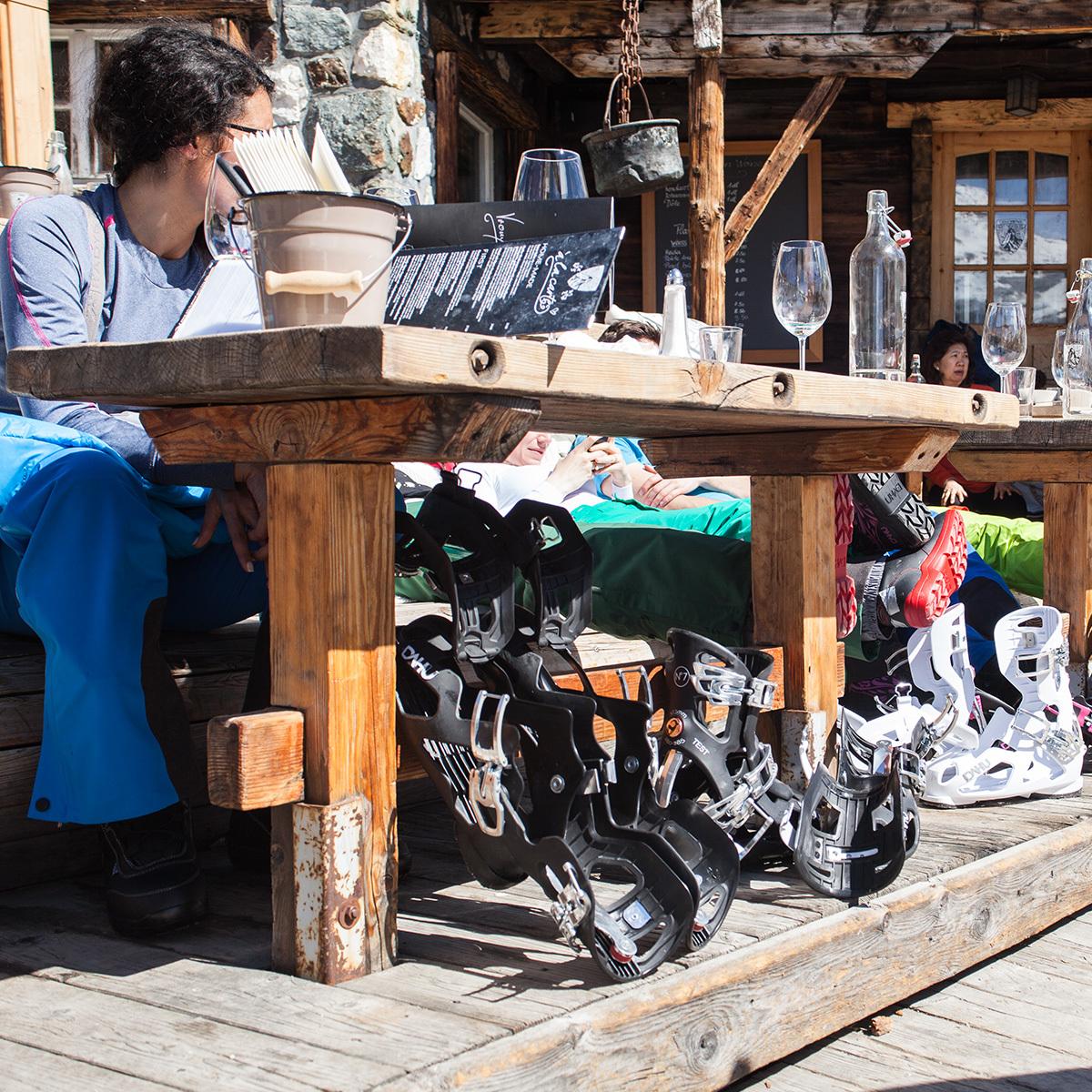 Qsport DAHU Skischuhe Hybrid 2019
