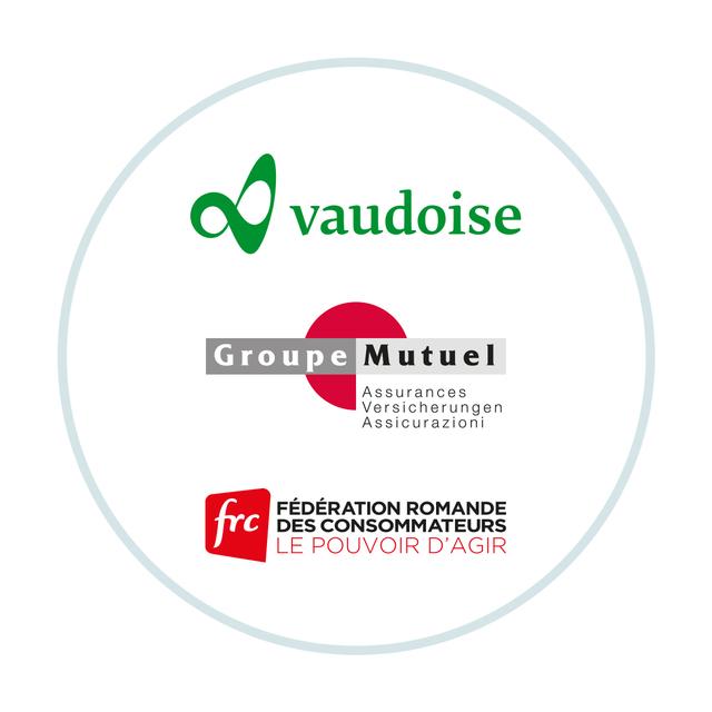 Partenaires QoQa : Vaudoise Groupe Mutuel FRC