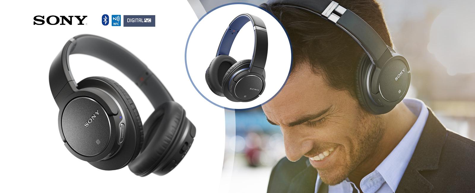 Qoqa Sony Casque Audio Bluetooth Et Antibruit