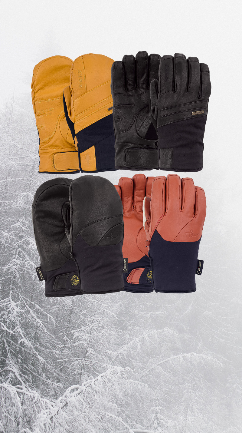 NEVICA Banff Gants de ski femme hydrofuge résistant aux intempéries Ventilé
