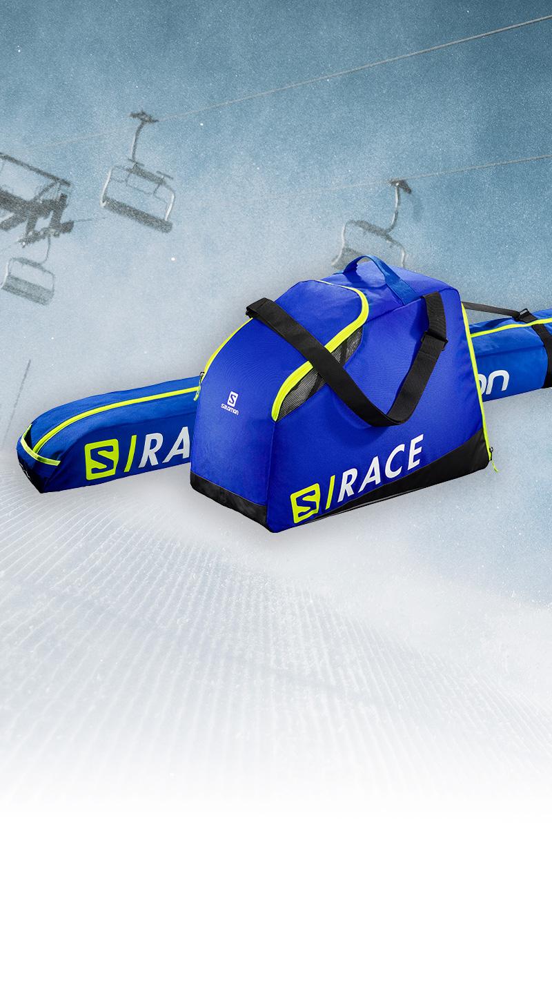 Qsport Salomon Skitasche oder Schuhtasche Extend